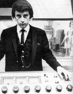 Phil Spector at Goldstar