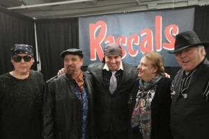 The Rascals and Steven Van Zandt
