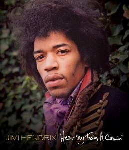 Jimi Hendrix-Hear My Train a Comin'