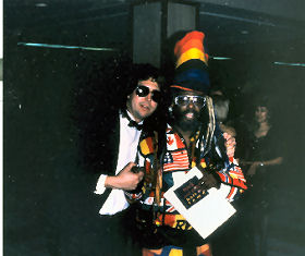 Funk Legend George Clinton