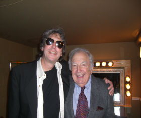 With Bucky Pizzarelli
