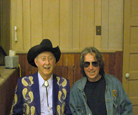 With Country Legend Jack Greene