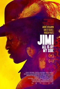 Jimi Hendirix: All Is By My Side