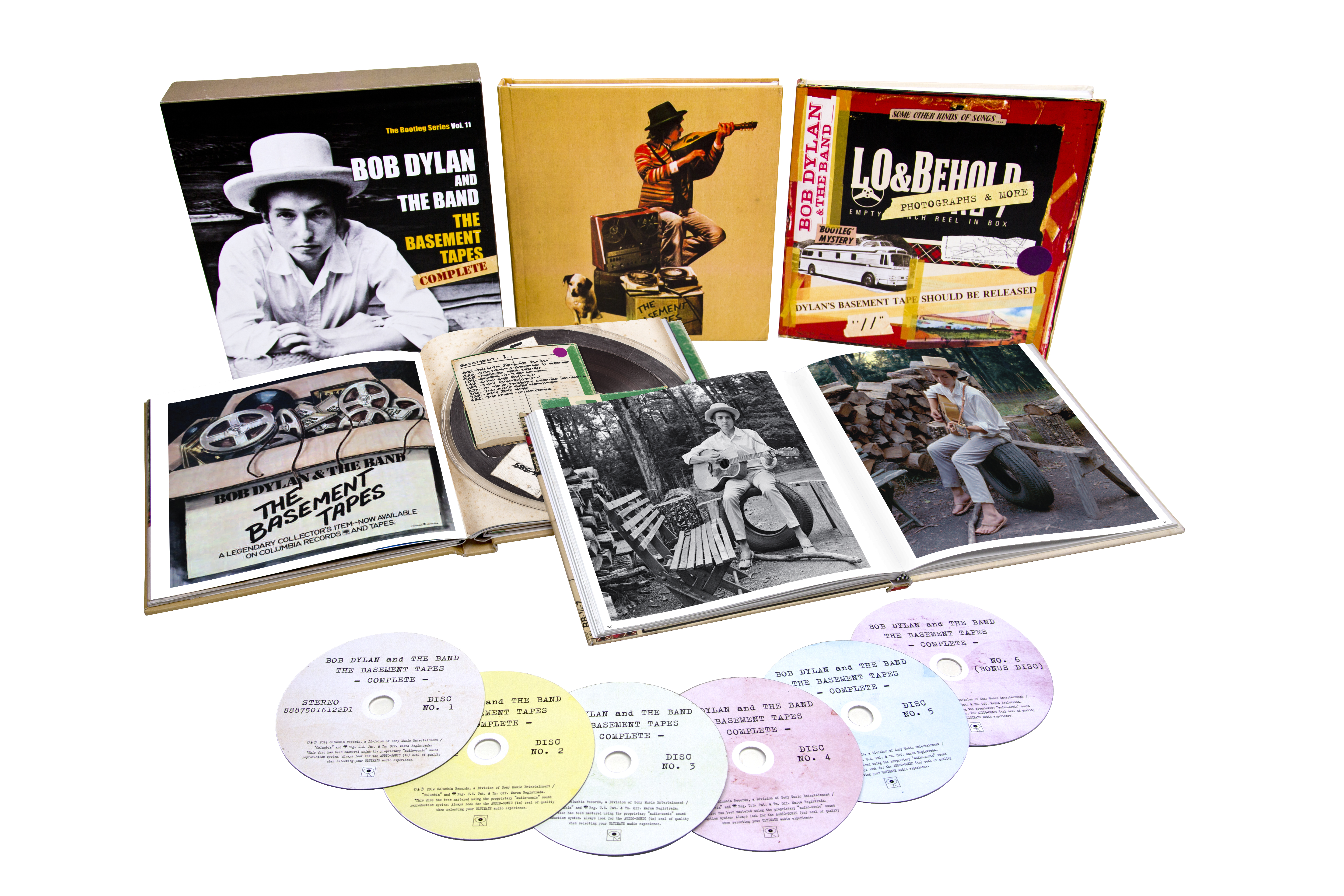 bob dylan s the basement tapes complete the bootleg series vol 11