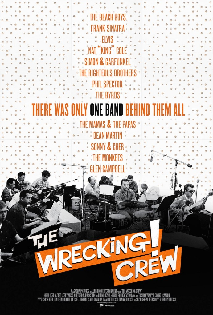 Wrecking Crew official poster