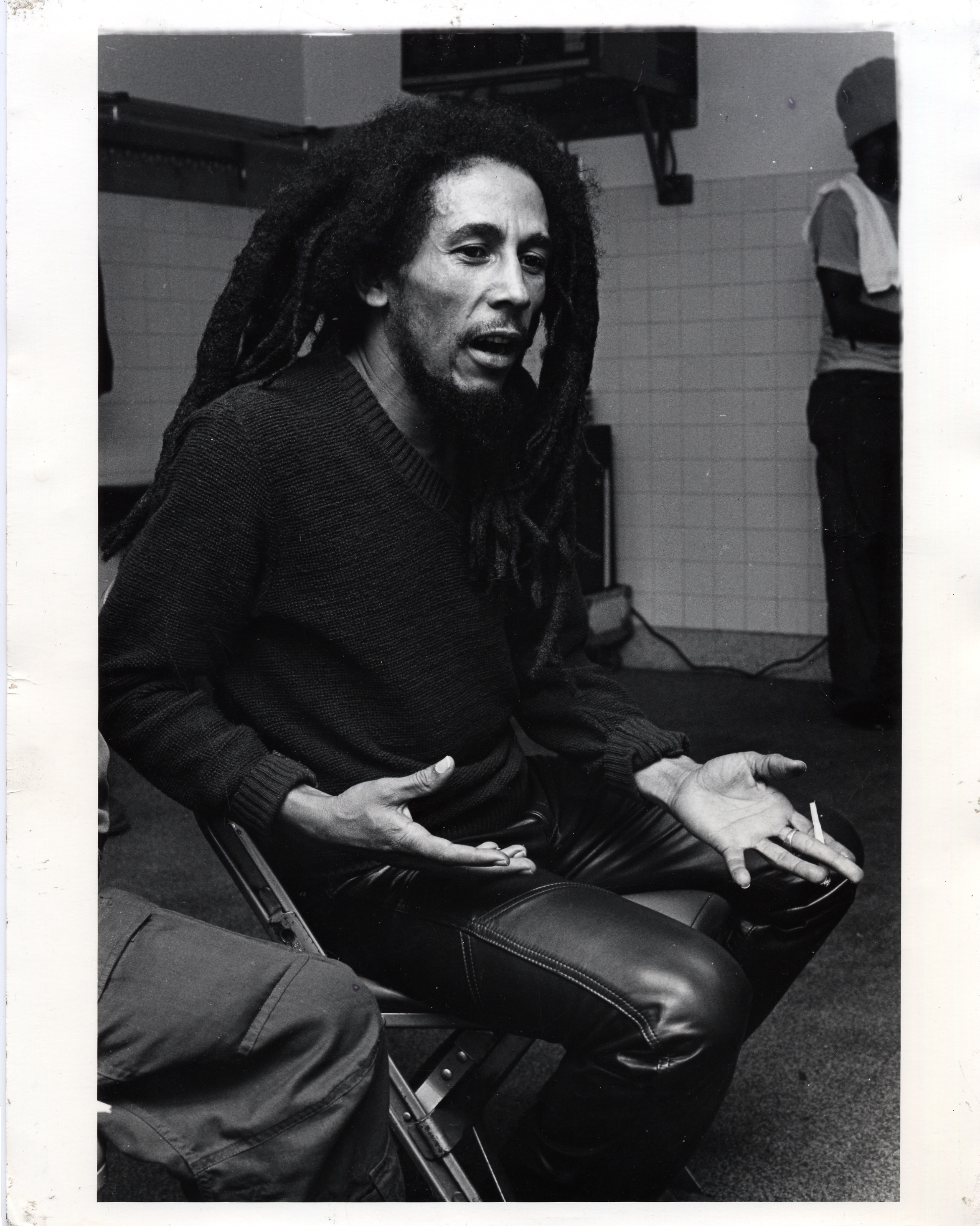 Bob Marley Uprising Live 187 Cave Hollywood