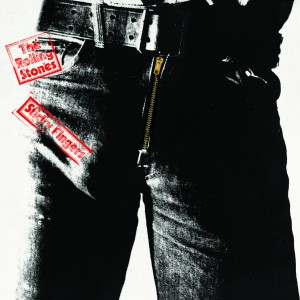 Rolling Stones Sticky Fingers photos (Courtesy of Universal Music).