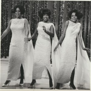 "Courtesy of SOFA Entertainment  All rights Reserved The Supremes: Florence Ballard, Mary Wilson, Diana Ross ""The Ed Sullivan Show"""