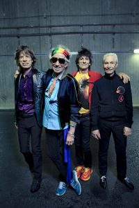 The Rolling Stones-Claude Gassian