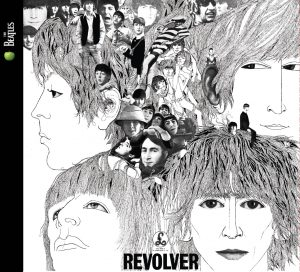 The Beatles - Revolver - cover art (2)