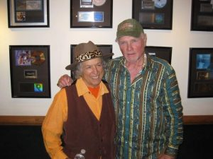 Stephen Kalinich with Mike Love. Photo Courtesy Stephen Kalinich